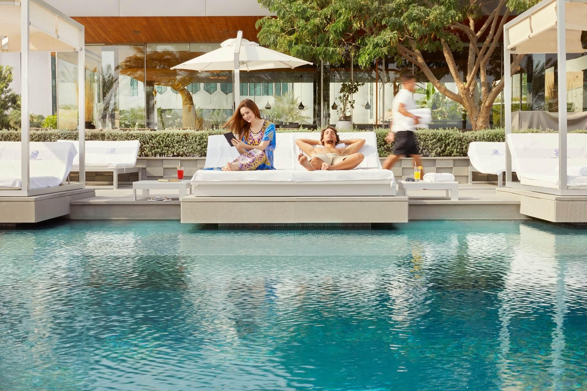 Hotel, Spa und Erholung in Bahrain