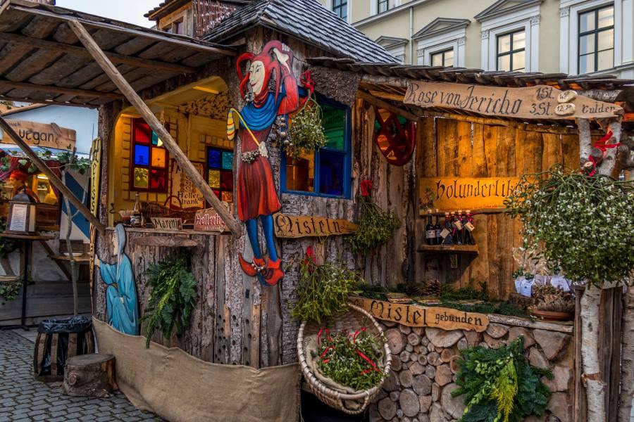 Mittelaltermarkt München