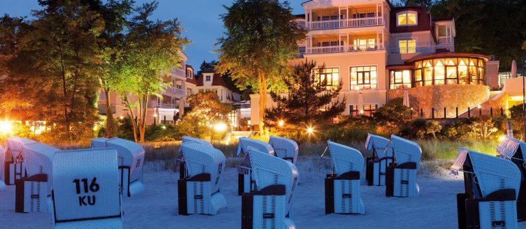 He_Travel Charme Strandhotel Bansin