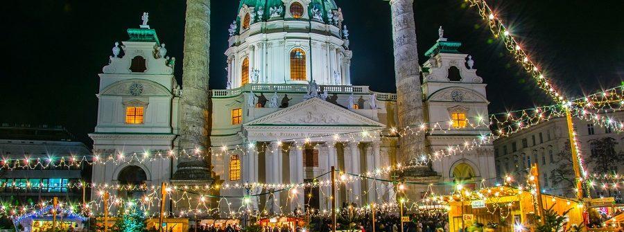 Christkindlmarkt am Karlsplatz