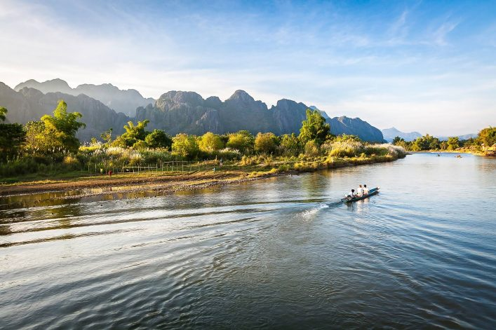 Surreal-landscape-by-the-Song-river-at-Vang-Vieng-Laos-shutterstock_655851064