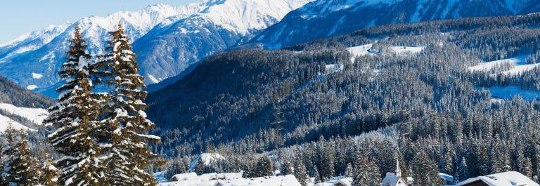 Tirol-Schnee