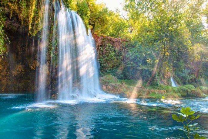 Duden-waterfall-in-Antalya-Turkey-shutterstock_755265052