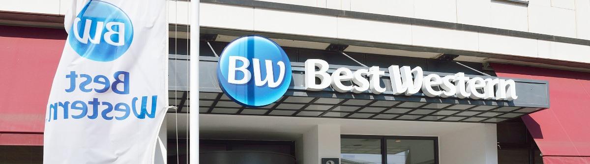 HE Best Western Hotel Leipzig City Center