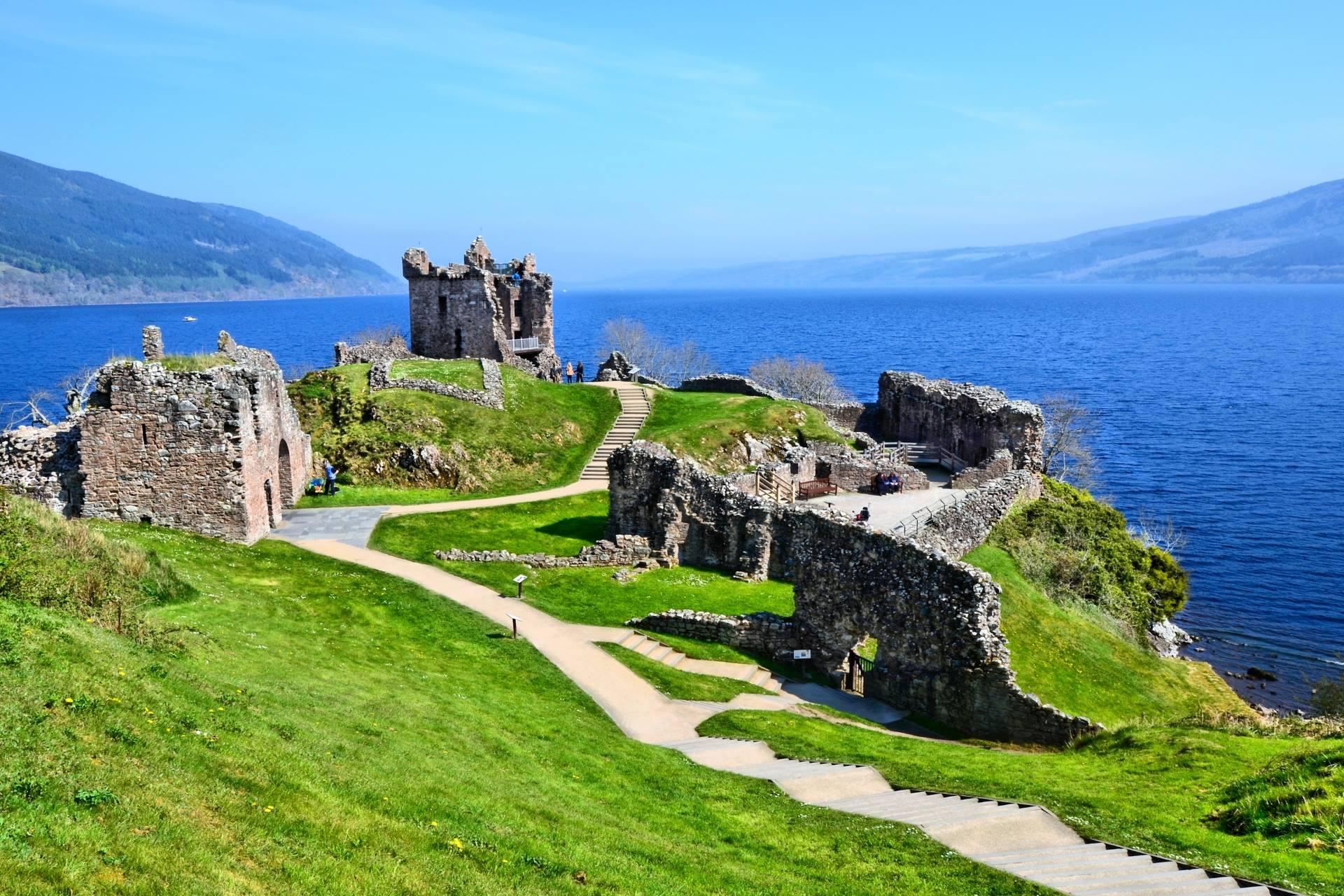 Schottland Schweiz