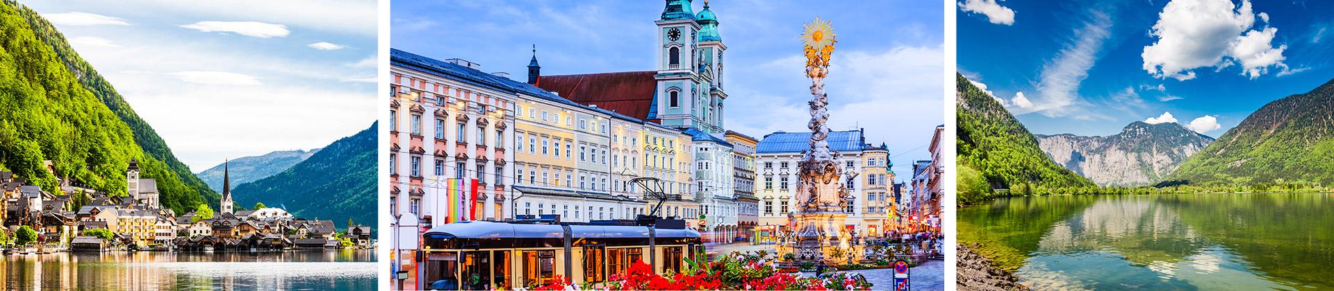 Oberösterreich im April