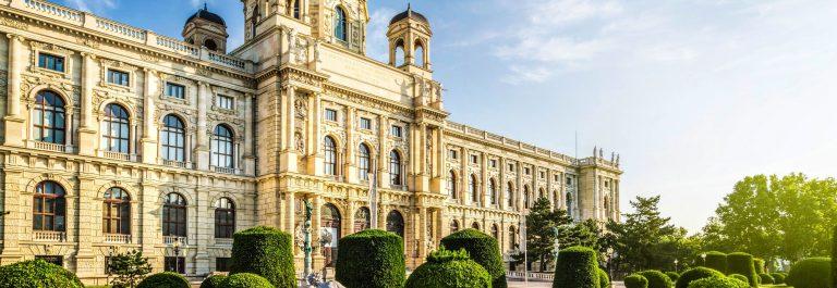 Wiener Schloss in Österreich