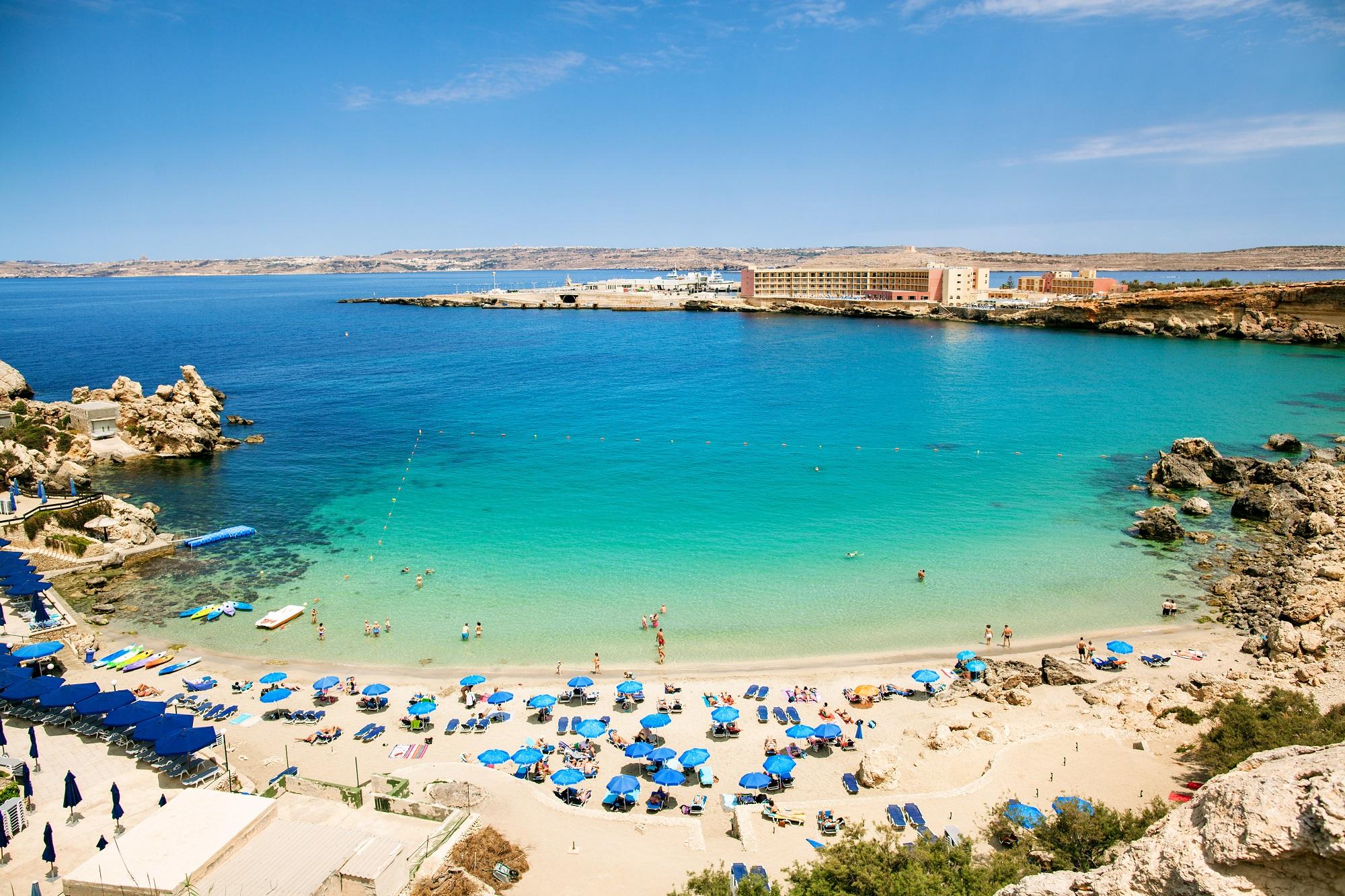 Malta Sandstrände