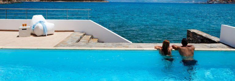 HE Minos Beach art Hotel auf Kreta