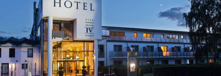 HE Hotel Vier Jahreszeiten Zingst