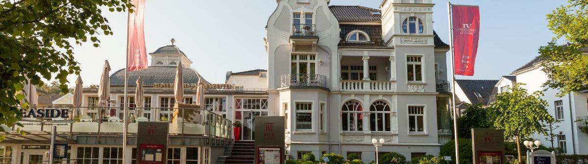 HE Hotel Vier Jahreszeiten Kühlungsborn