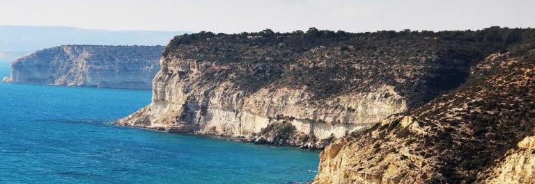 Kourion-coast-Zypern-iStock-484472698