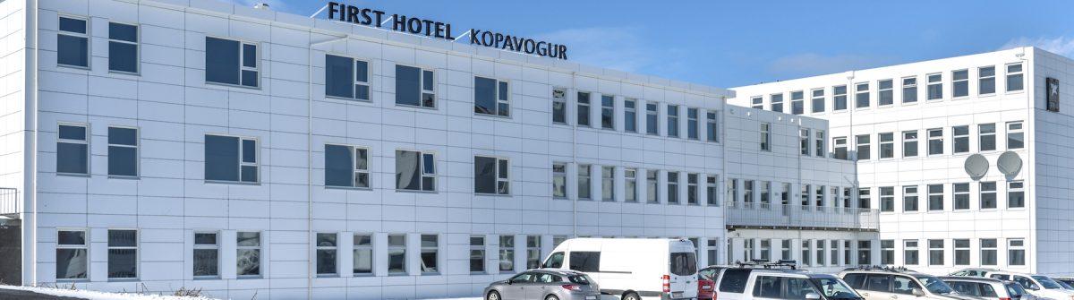 HE First Hotel Kopavogur