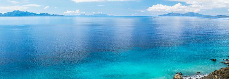 Scenery from Kos island,Greece.