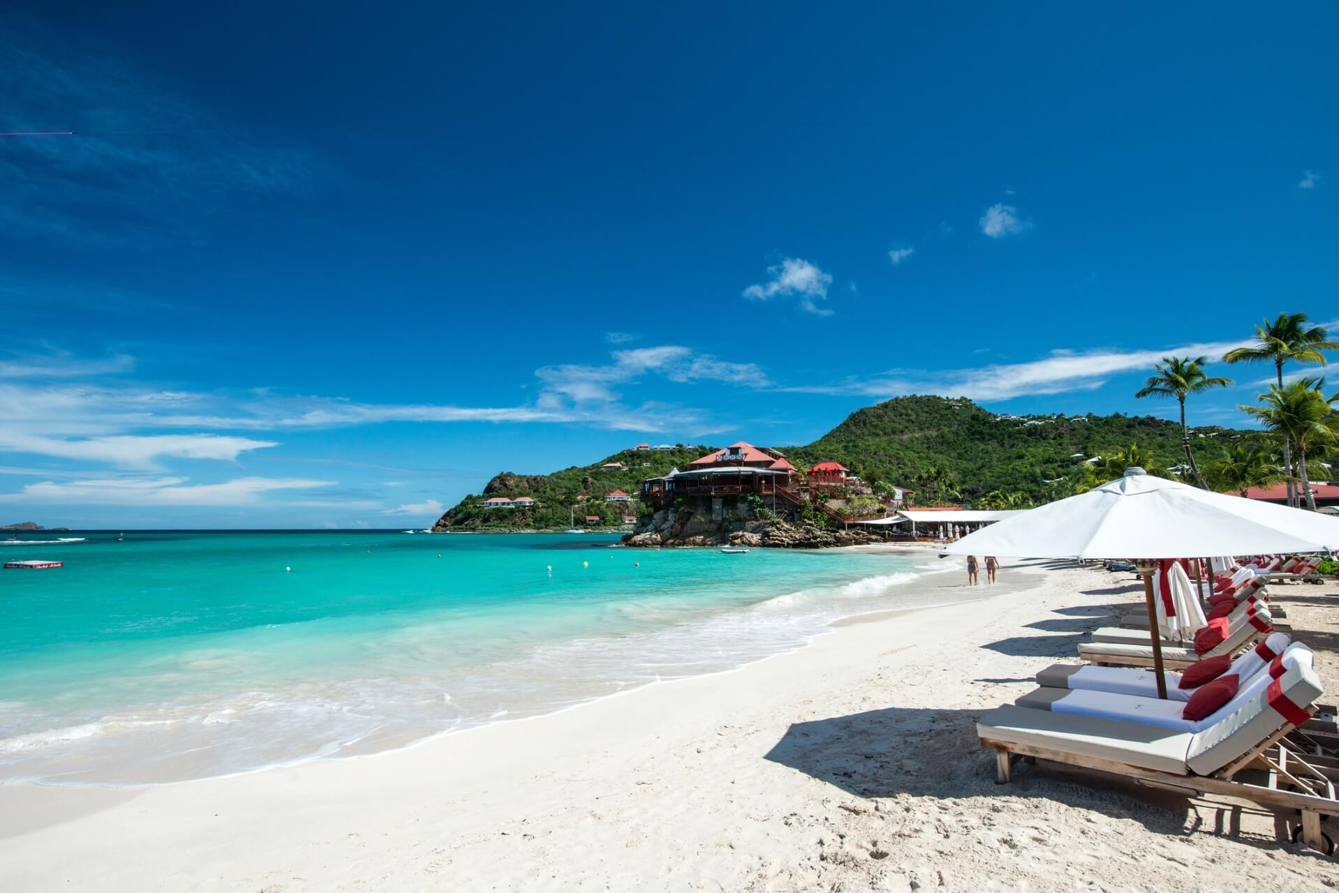 Die Karibikinsel St. Barth