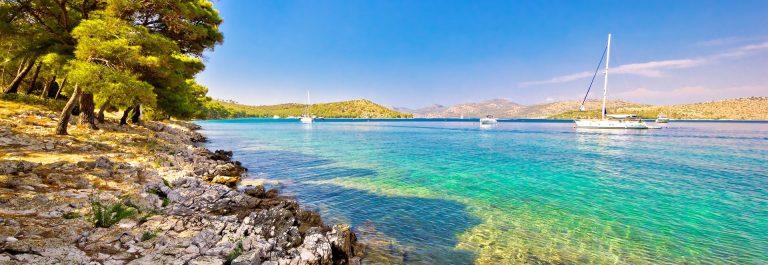 Zadar in Kroatien