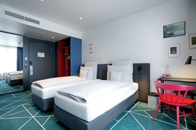 HE sander Hotel in Koblenz
