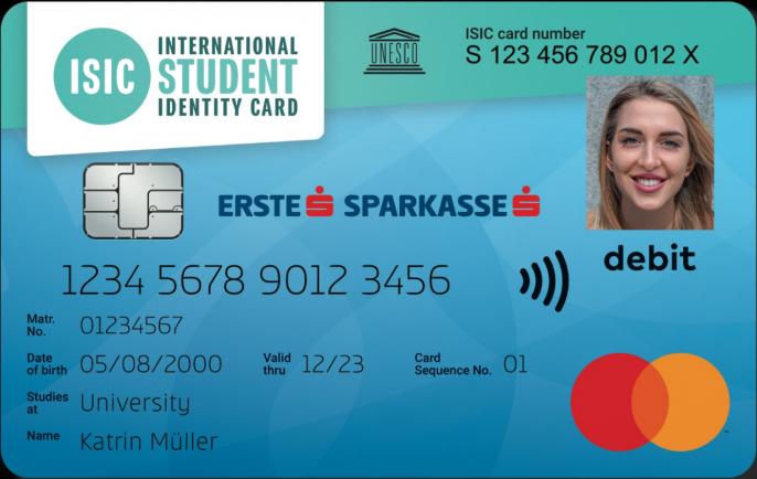 BankCard-StudentID