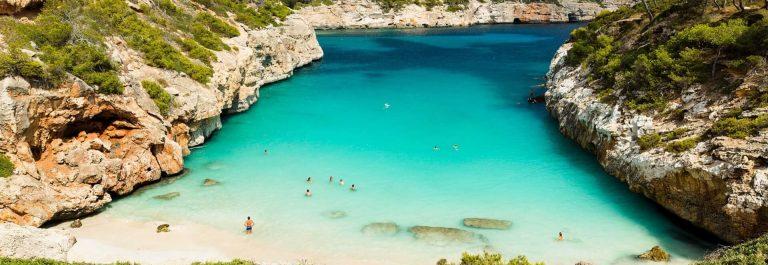 Cala des Moro Mallorca