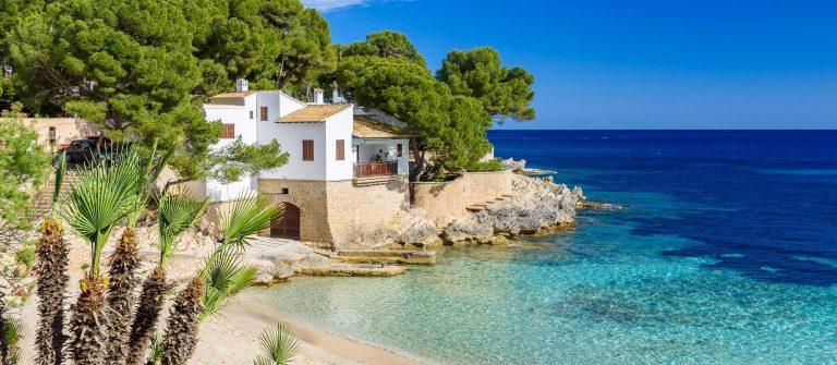 Bucht Cala Gat auf Mallorca