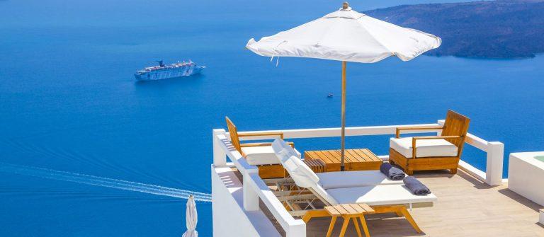 Santorin Griechenland Hotel