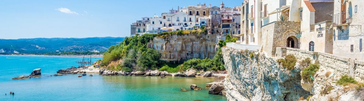 The-coast-and-the-houses-of-Vieste-Gargano-Puglia-shutterstock_1168589488