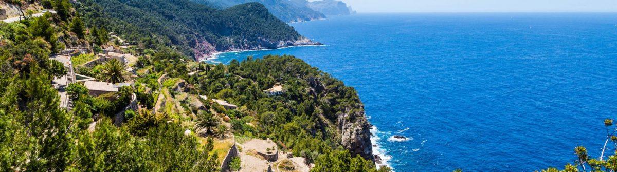 Küste Mallorca