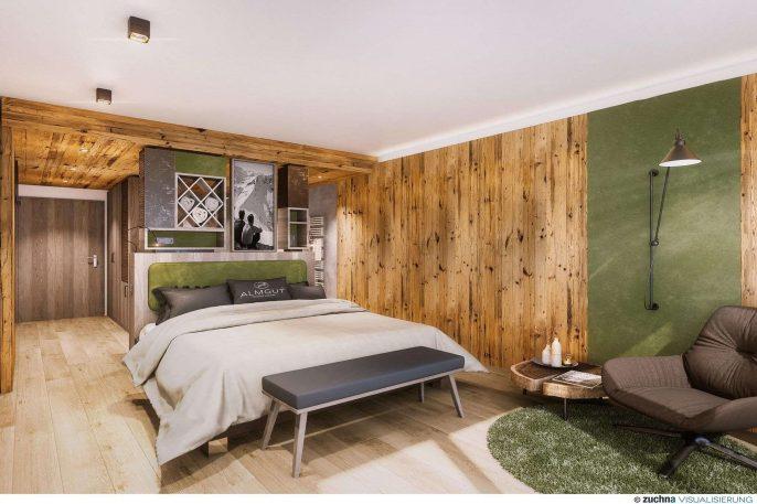 HE ALMGUT Mountain Wellness Hotel