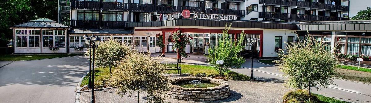 HE Johannesbad Hotel Königshof