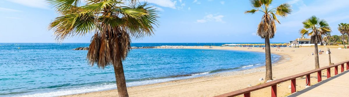 Coastal-walkway-and-palm-trees-on-beach-in-Marbella-town-Spain-shutterstock_1222076935