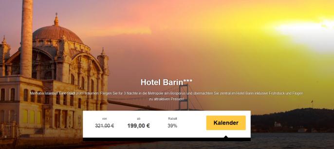 hotel barin istanbul