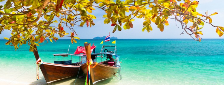 Phuket: 1 Woche im super 5-Sterne Hotel inkl. den Flügen für nur 892€