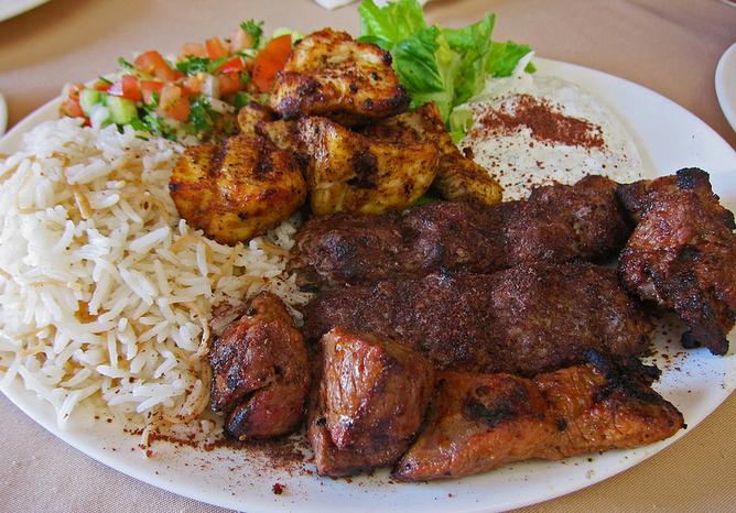 izgara türkisch