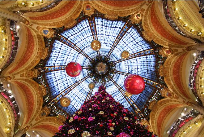 paris weihnachten