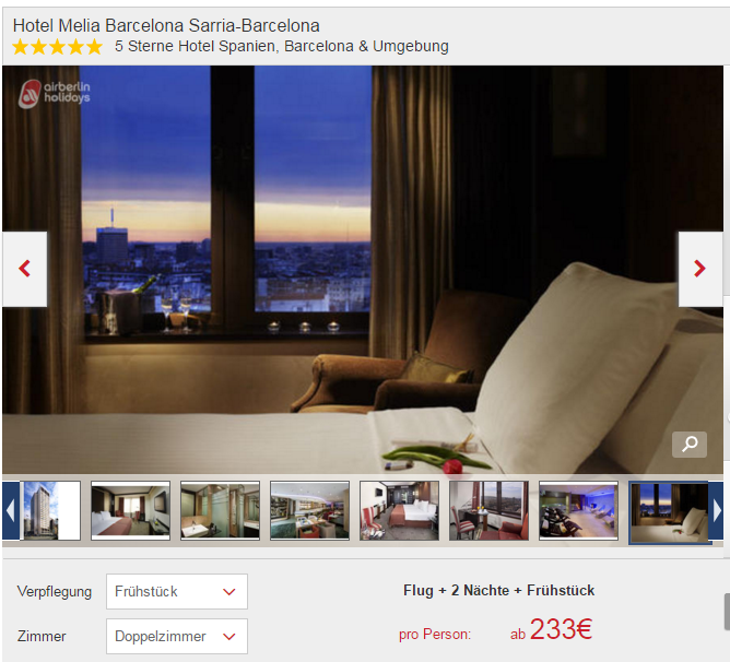 3 tage barcelona inkl 5 hotel flug fr hst ck um 233. Black Bedroom Furniture Sets. Home Design Ideas