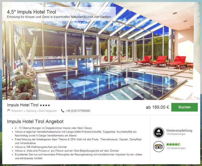 impuls hotel