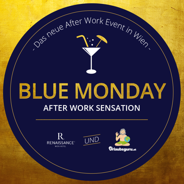 blue monday after work party in wien