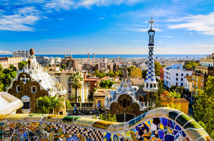Park-Guell-in-Barcelona-Spain-iStock_22405184_XLARGE-2