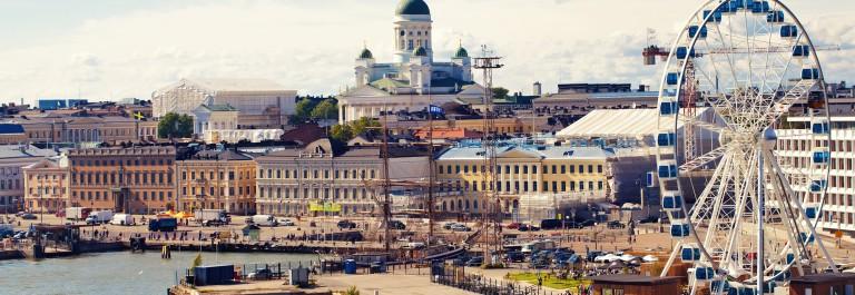 Port in Helsinki city, Finland_shutterstock_204907267