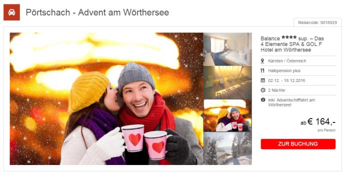 advent wörthersee