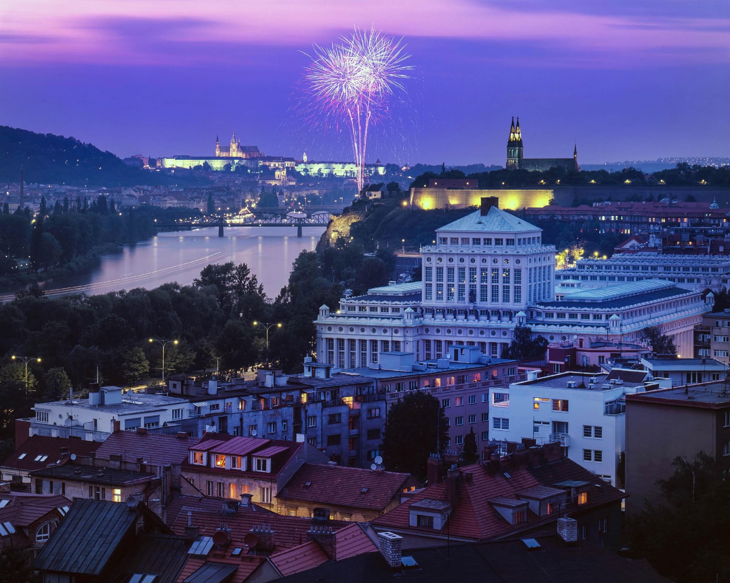 Silvester in Prag: Die spektakulärsten Partys und Events